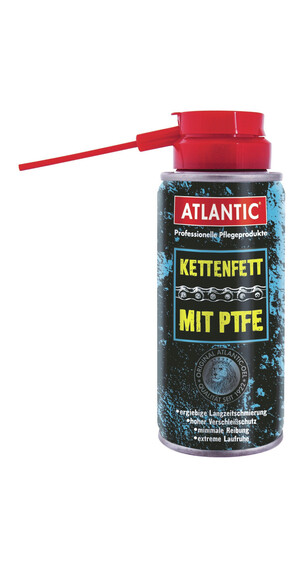 Atlantic Smar do łańcucha z PTFE czarny